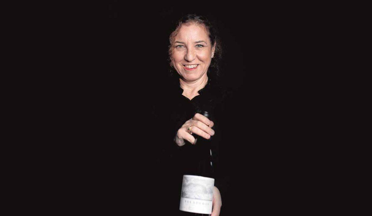 Victoria Ordoñez, una visión apasionada del vino