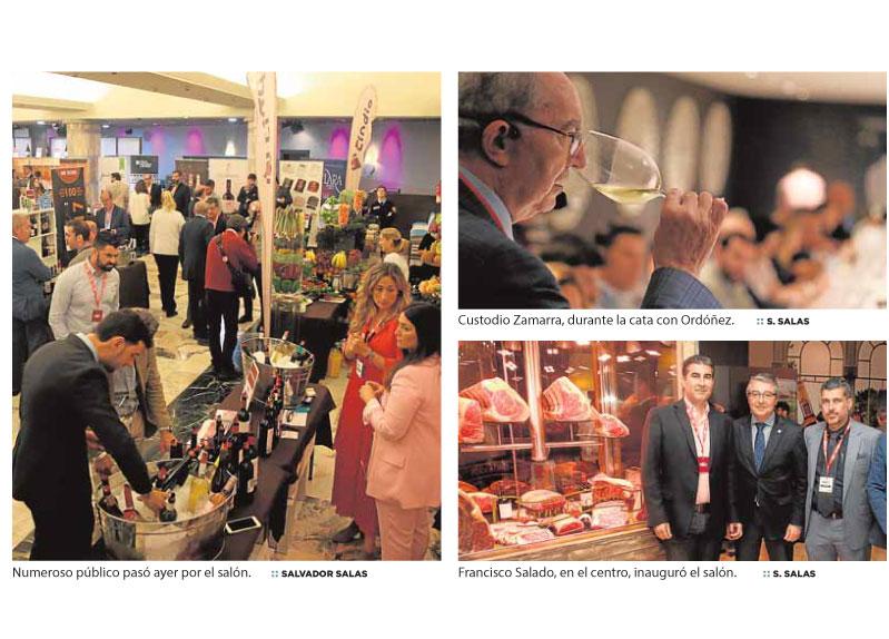 El mundo del vino se cita en Málaga