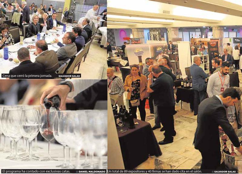 (ESPAÑOL) SUR Wines & Gourmet demuestra la proyección gastronómica de Málaga